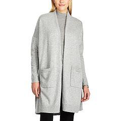 Women's Chaps Cotton-Blend Cardigan