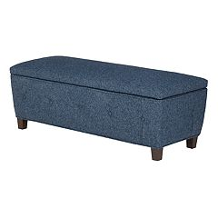 Madison Park Hugo Storage Ottoman