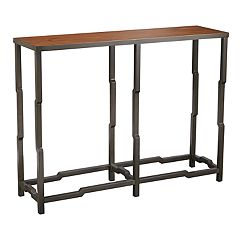 Madison Park Industrial Console Table
