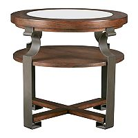 Madison Park Titian Round End Table
