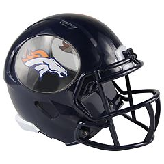 Forever Collectibles Denver Broncos Helmet Bank