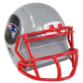 Forever Collectibles New EnglandPatriots Helmet Bank