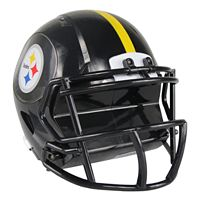 Forever Collectibles Pittsburgh Steelers Helmet Bank