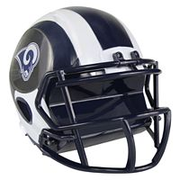 Forever Collectibles Los Angeles Rams Helmet Bank