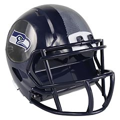 Forever Collectibles Seattle Seahawks Helmet Bank