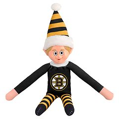 Forever Collectibles Boston Bruins Team Holiday Elf