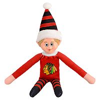 Forever Collectibles Chicago Blackhawks Team Holiday Elf