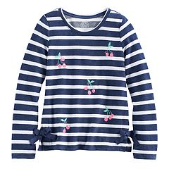Girls 7-16 SO® Side Tie Sweatshirt