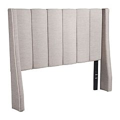 Zuo Modern Upholstered Tufted Full Headboard