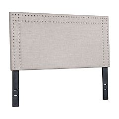 Zuo Modern Upholstered Nailhead Full Headboard