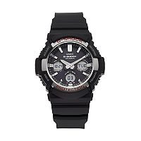 Casio Men's G-Shock Analog-Digital Tough Solar Watch - GAS100-1A
