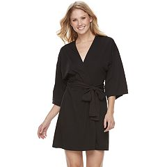 Women's Apt. 9® Pajamas: Bridal Wrap Robe