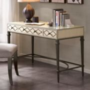 Madison Park Irina 3-Drawer Desk