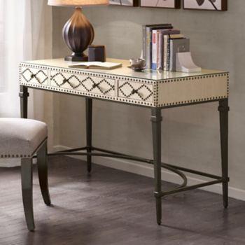 Madison Park Irina 3-Drawer Desk