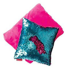 Girls 4-16 American Girl Blanket & Flip-Sequin Pillow Set