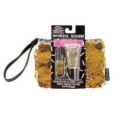 Girls 4-16 Fashion Angels Magic Flip Sequin Lip Gloss & Wristlet Set