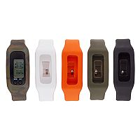 B-Fit Men's Activity Tracker & Interchangeable Band Set - BA5441BK599-078