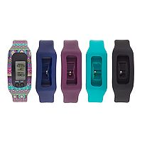 B-Fit Women's Activity Tracker & Interchangeable Band Set - BA2295BK598-078