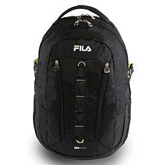 99c387606fe3 FILA® Vertex Tablet   Laptop Backpack. Black Teal