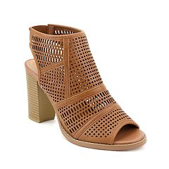 Olivia Miller Williamsburg Women's Ankle Boots
