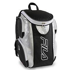 FILA® Ultimate Tennis Backpack with Shoe Pocket
