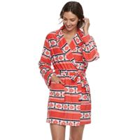 Women's SONOMA Goods for Life™ Shawl Collar Microfleece Robe
