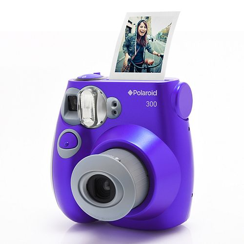Polaroid PIC 300 Analog Instant Camera