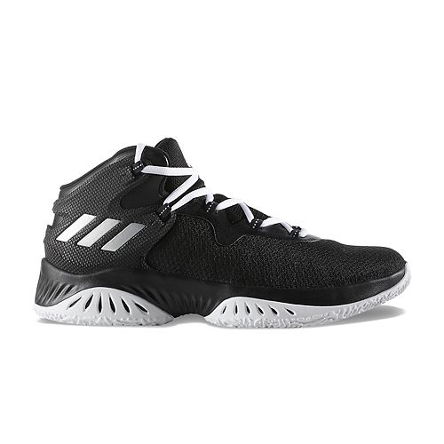 new style d6311 a3120 adidas Explosive Bounce Mens Basketball Shoes