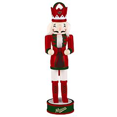 Forever Collectibles Minnesota Wild Nutcracker