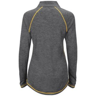 Women's Majestic Pittsburgh Steelers Play Action Pullover