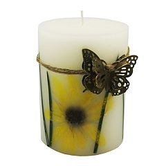 SONOMA Goods for Life™ Woodland Berry 3' x 4' Pillar Candle