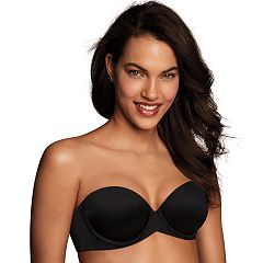 61b1a3faa890 Womens Black Strapless Bras Bras - Underwear, Clothing | Kohl's