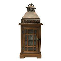 SONOMA Goods for Life™ Medium Rustic Lantern Decor