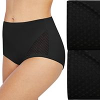 Bali 2-pack Passion for Comfort Shaping Briefs DFX008