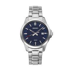 Seiko Men's Stainless Steel Watch - SUR255