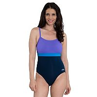 Women's Dolfin Colorblock One-Piece Swimsuit