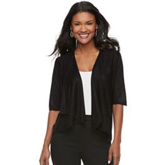 Women's ELLE™ Mix-Stitch Flyaway Cardigan