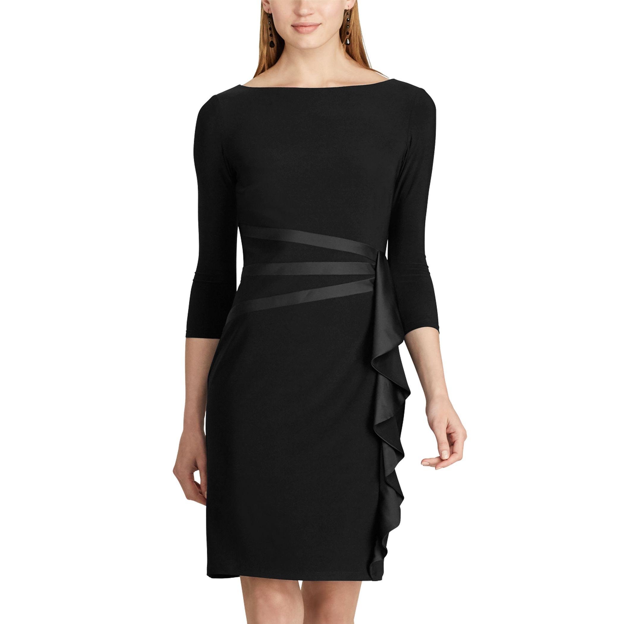 Black dress 10 32 clearance hole