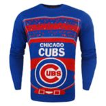 Men's Chicago Cubs Stadium Light-Up Holiday Sweater