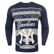 Men's New York Yankees Stadium Light-Up Holiday Sweater