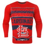Men's St. Louis Cardinals Stadium Light-Up Holiday Sweater