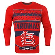 Men's St. Louis Cardinals Stadium Light-Up Holiday Sweater