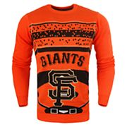 Men's San Francisco Giants Stadium Light-Up Holiday Sweater