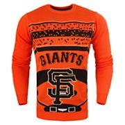 Men's San Francisco Giants Stadium Light-Up Holiday Sweater
