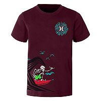 Boys 4-7 Hurley Retro Cali Graphic Tee
