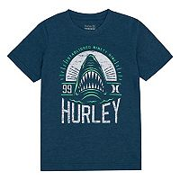 Boys 4-7 Hurley Depths Graphic Tee