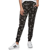 Junior's About A Girl Jogger Pants