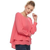 Women's Apt. 9® Tiered Top