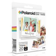 "Polaroid ZINK Zero Ink 3"" x 4"" Photo Media Paper (20 Sheets)"
