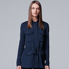 Women's Simply Vera Vera Wang Utility Jacket